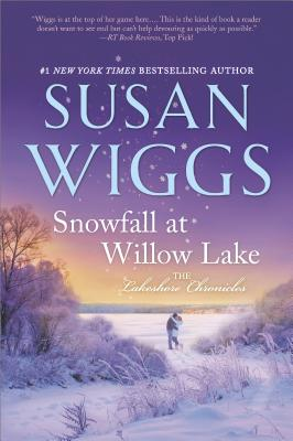 Image for Snowfall At Willow Lake