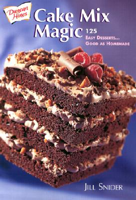 Image for CAKE MIX MAGIC