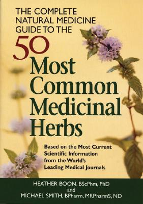 Image for 50 MOST COMMON MEDICINAL HERBS