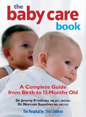 Canada's Baby Care Book, Dr Heremy Friedman