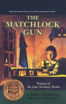 Image for The Matchlock Gun - Newbery award