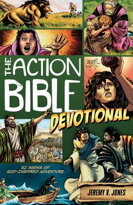 Image for The Action Bible Devotional 52 Weeks of God-Inspired Adventure