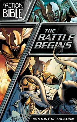 Image for ACTION BIBLE Battle Begins: The Story of Creation