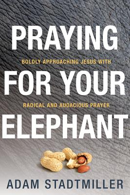 Image for Praying for Your Elephant: Boldly Approaching Jesus with Radical and Audacious Prayer