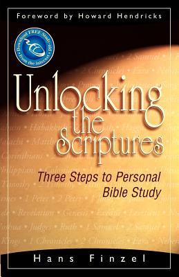 Unlocking The Scriptures, Finzel, Hans