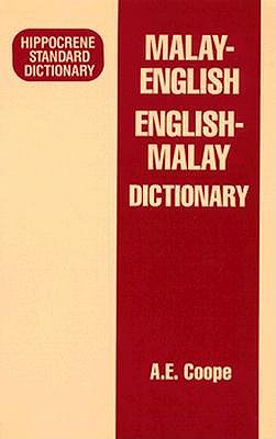 Image for Malay-English English-Malay Dictionary