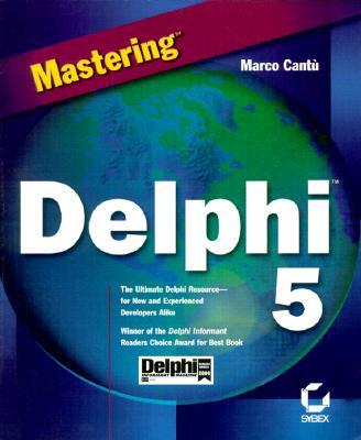 Image for Mastering Delphi 5
