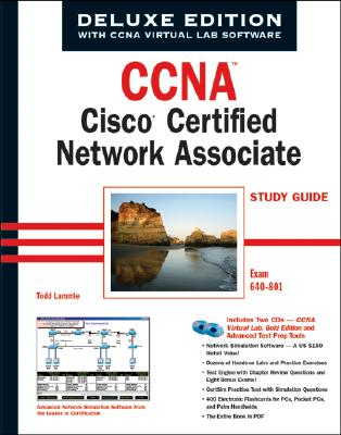 Image for CCNA Cisco Certified Network Associate Study Guide, Deluxe Edition