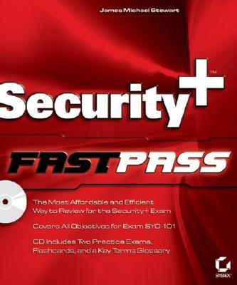 Security+ Fast Pass, Stewart, James M.