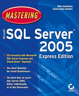 Image for Mastering Microsoft SQL Server 2005 Express Edition