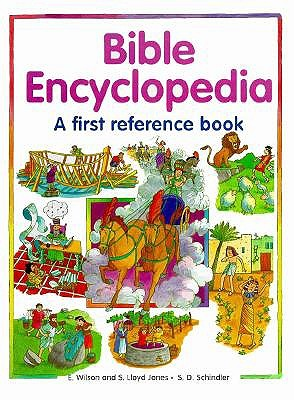 Image for Bible Encyclopedia: A First Reference Book