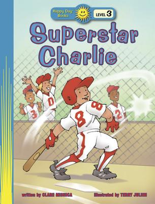 Image for Use: 9781414395180 Superstar Charlie (Happy Day Books: Level 3)