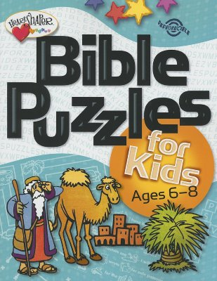 Image for Bible Puzzles for Kids (Ages 6-8) (HeartShaper Resources-Elementary)