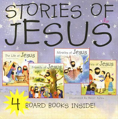 Image for Stories of Jesus, Set of 4