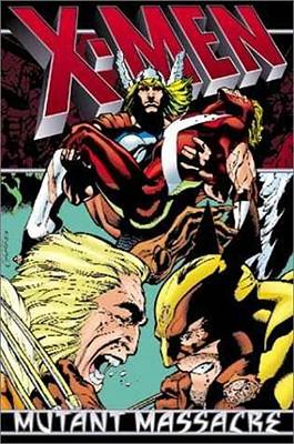 Image for X-Men: Mutant Massacre