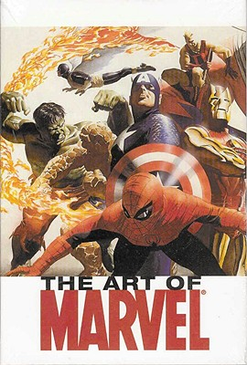 Image for ART OF MARVEL