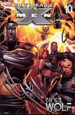 Image for Ultimate X-Men Vol. 10: Cry Wolf