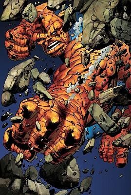 Ultimate Fantastic Four, Vol. 4: Inhuman, Mike Carey, Mark Millar