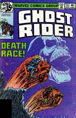 Essential Ghost Rider, Vol. 2 (Marvel Essentials) (v. 2), Conway, Gerry; Glut, Don; Shooter, Jim; McKenzie, Roger; Starlin, Jim; Fleisher, Michael