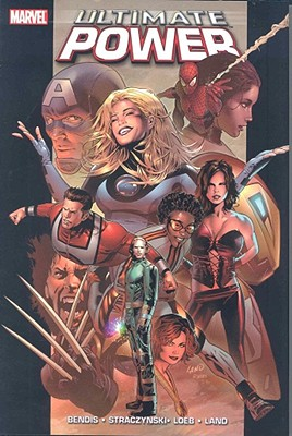 Image for Ultimate Power (Marvel Comics)