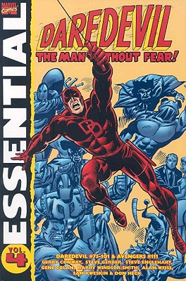 Image for Essentail Daredevil Vol. 4