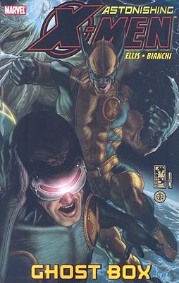 Image for Astonishing X-Men Vol. 5: Ghost Box