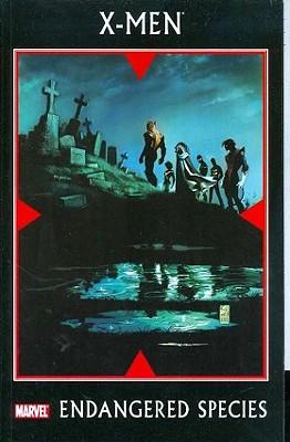Image for X-Men: Endangered Species
