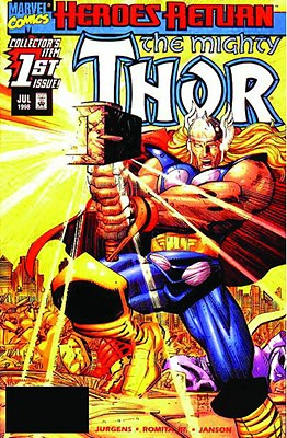 Image for Thor, Vol.2 #1