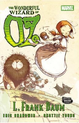 Image for The Wonderful Wizard of Oz (Graphic Novel)