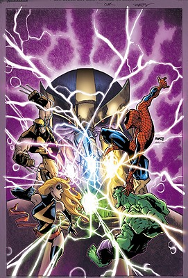 Image for Avengers & the Infinity Gauntlet (Avengers Digest)