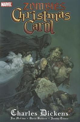 Zombies Christmas Carol, Jim McCann