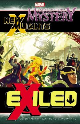 Image for JOURNEY INTO MYSTERY / NEW MUTANTS