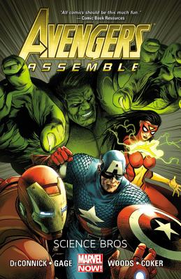 Image for Avengers Assemble: Science Bros (Marvel Now)