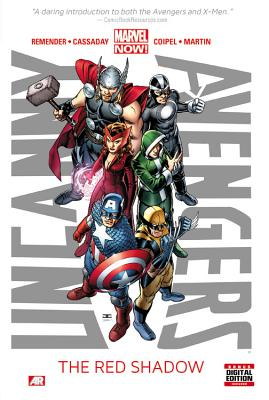 Image for Uncanny Avengers, Vol. 1: The Red Shadow