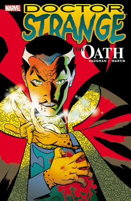 Image for DOCTOR STRANGE: THE OATH