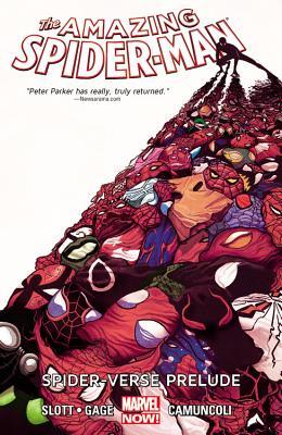 Image for Amazing Spider-Man Volume 2: Spider-Verse Prelude (The Amazing Spider-Man)