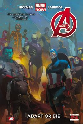 Image for Avengers Volume 5: Adapt or Die (Marvel Now) (Avengers: Marvel Now)