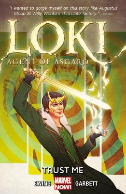 Image for Loki: Agent Of Asgard Volume 1: Trust Me