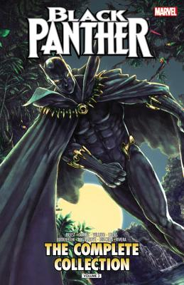 Image for Black Panther by Christopher Priest: The Complete Collection Vol. 3