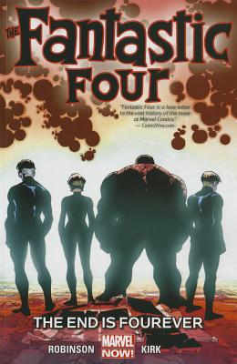 Image for END IF FOUREVER FANTASTIC FOUR
