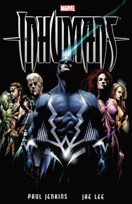 Image for Inhumans by Paul Jenkins & Jae Lee
