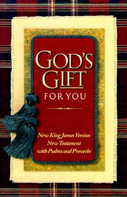Image for God's Gift for You: NKJV New Testament (Bonded Leather, Burgundy, 17BGG)