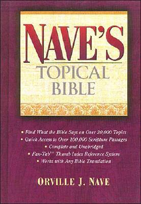 Image for Nave's Topical Bible
