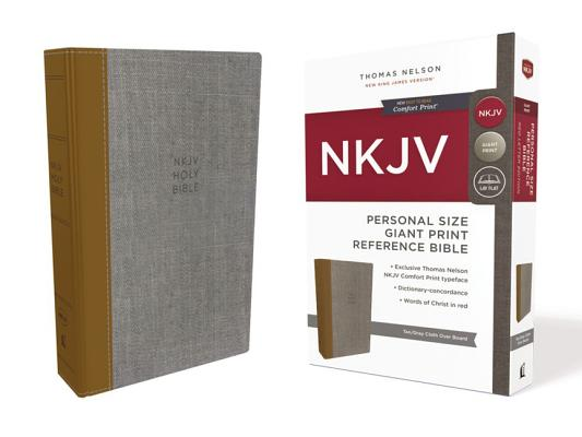 Image for NKJV Ref PS GP Bible Tan Gray HC