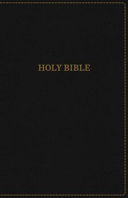 """Image for """"''KJV Thinline Bible Leather Look Black, Indexed''"""""""