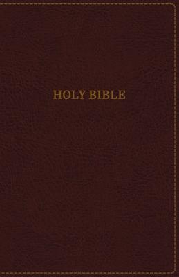 "Image for ""''KJV Comfort Series Thinline Bible (Large Print, Burgundy)''"""