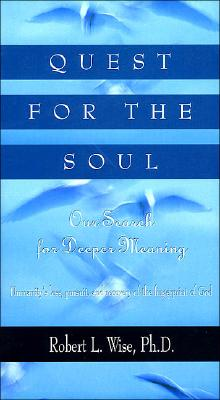 Image for QUEST FOR THE SOUL OUR SEARCH FOR DEEPER MEANING