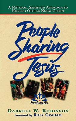 Image for People Sharing Jesus: A Natural, Sensitive Approach to Helping Others Know Christ