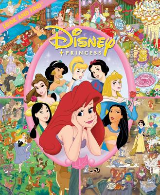 Image for Disney Princess: Look and Find