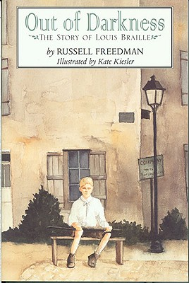Out Of Darkness: The Story Of Louis Braille (Turtleback School & Library Binding Edition), Freedman, Russell